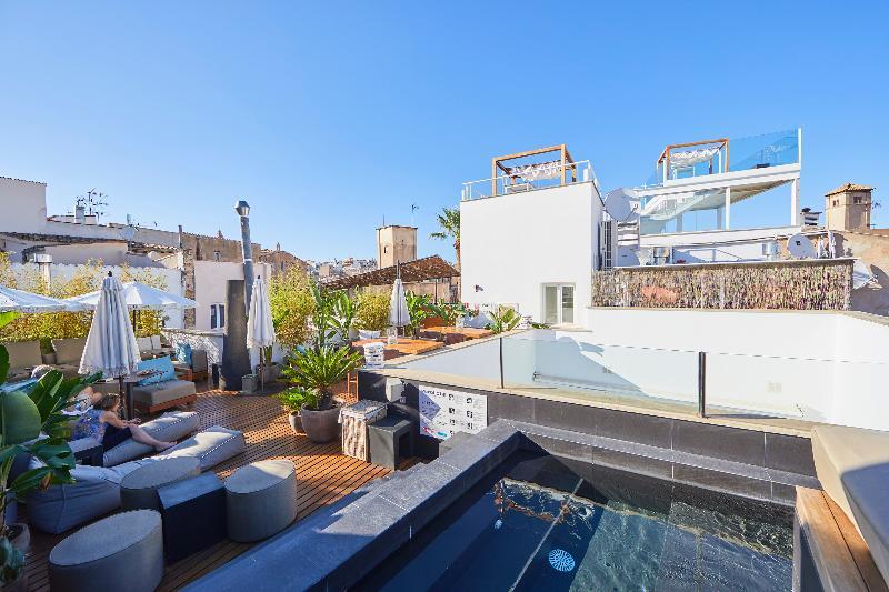 Terrace Purohotel Palma