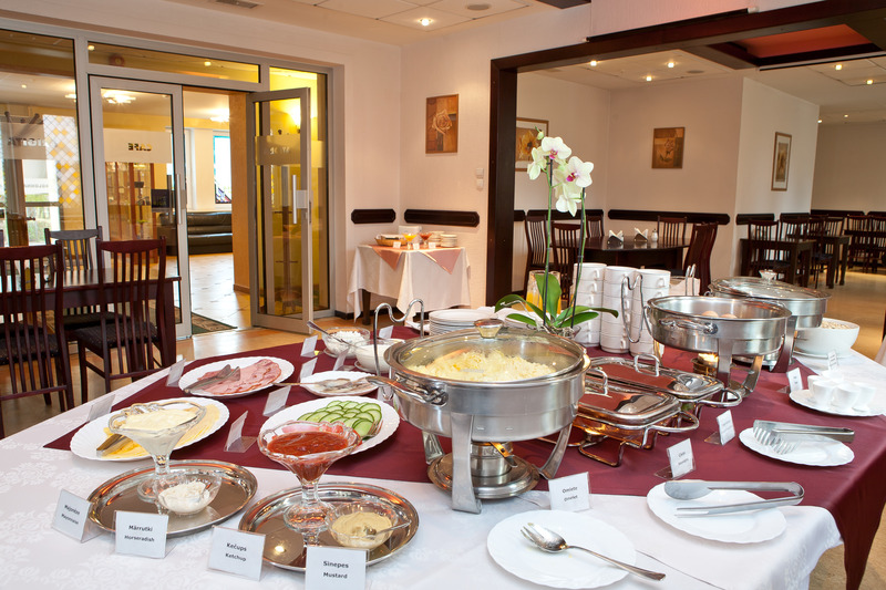 Restaurant Kolonna Hotel Brigita