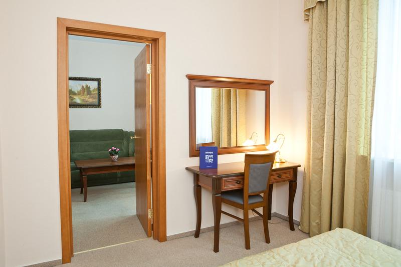 Room Kolonna Hotel Brigita