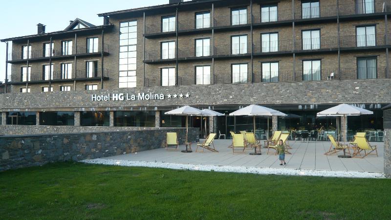 imagen de hotel Hg La Molina