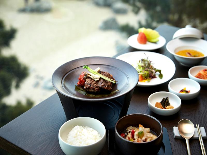Restaurant The Westin Chosun Busan