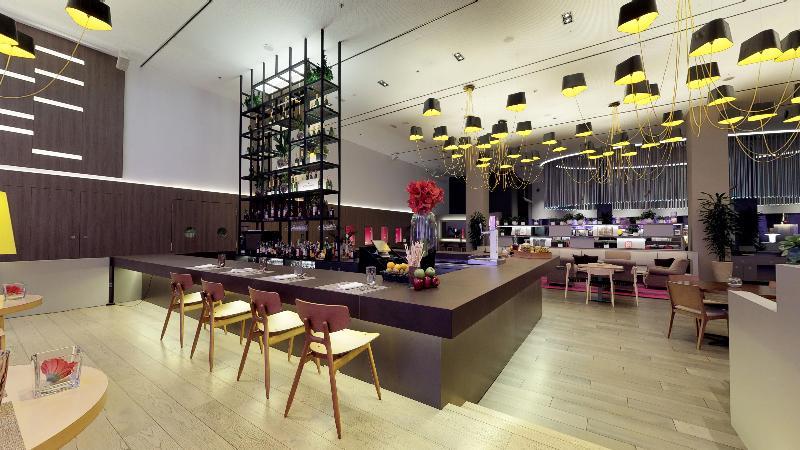 Restaurant Melia Barcelona Sky