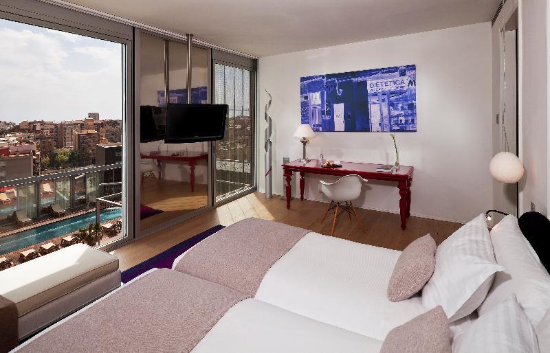 Room Melia Barcelona Sky