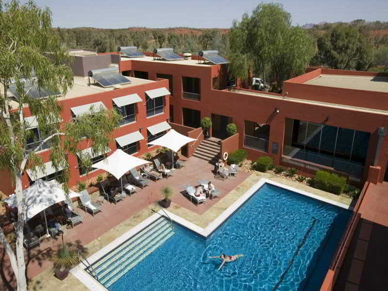 Pool The Lost Camel Hotel By Voyages