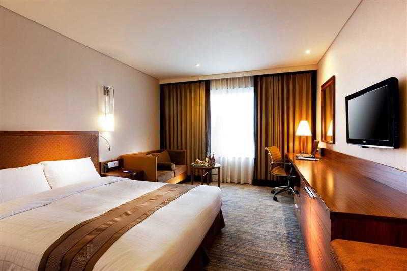 Room Novotel Ambassador Seoul Doksan