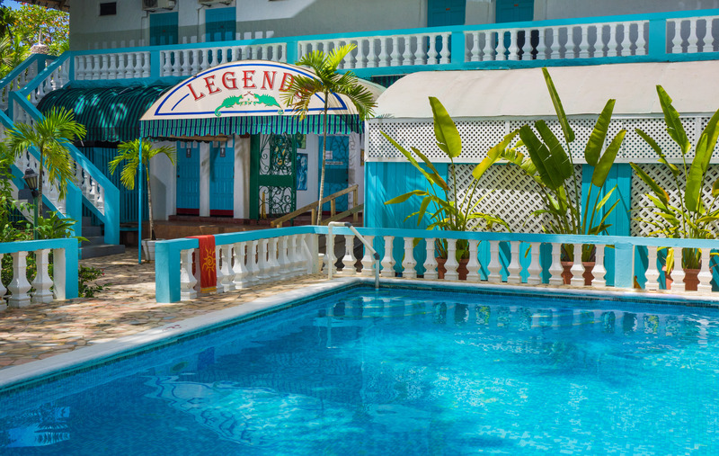 Pool Legends Beach Resort