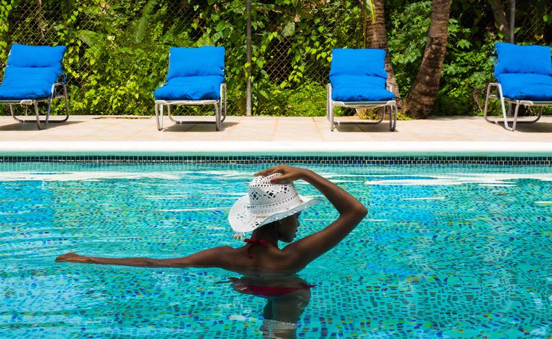 Pool Legends Beach Resort