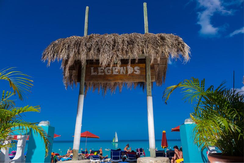 Terrace Legends Beach Resort