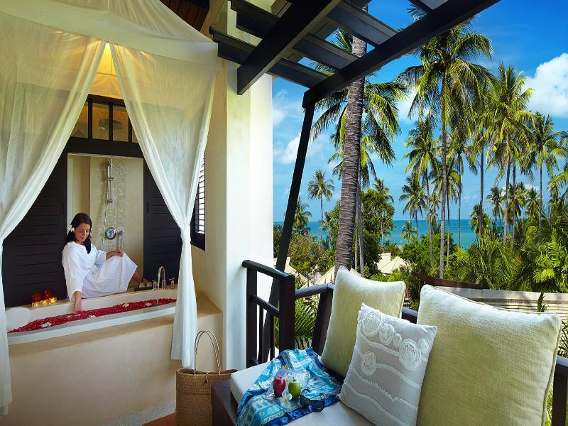 Room Melati  Beach Resort & Spa