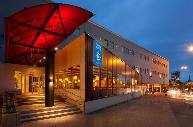 General view Zleep Hotel Hamburg City