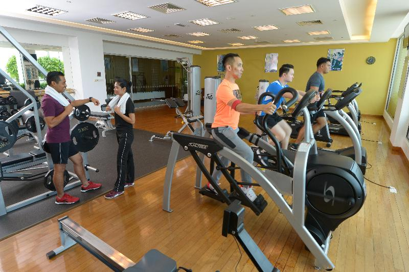 Sports and Entertainment Holiday Inn Melaka