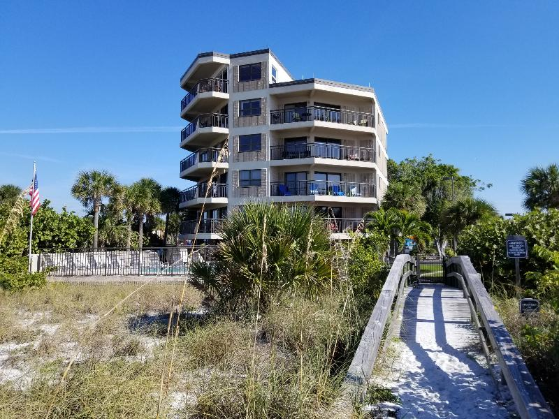 General view Gulf Strand Resort