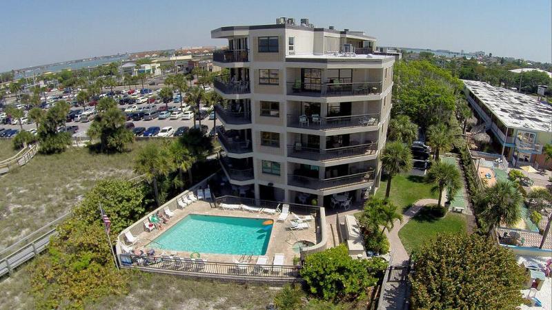 Pool Gulf Strand Resort