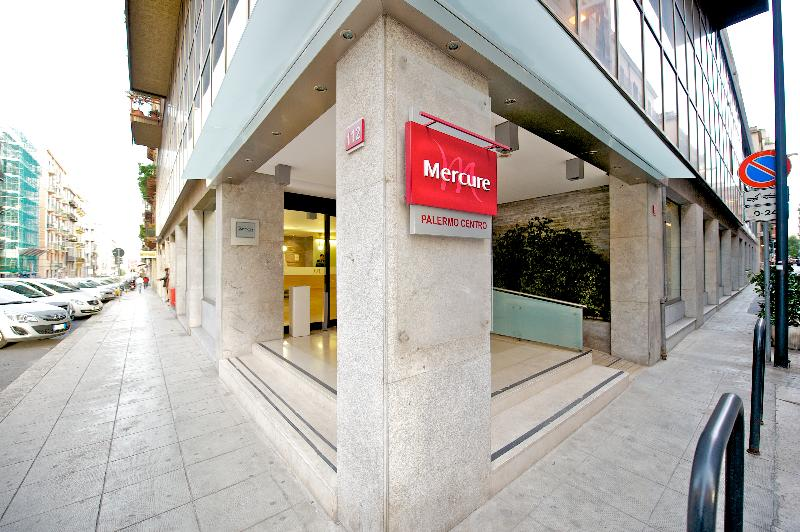 General view Mercure Palermo Centro