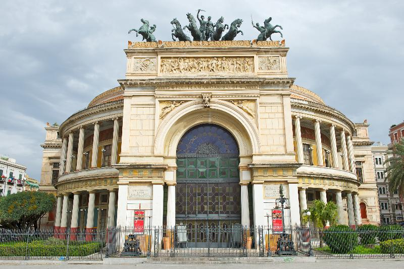 Sports and Entertainment Mercure Palermo Centro