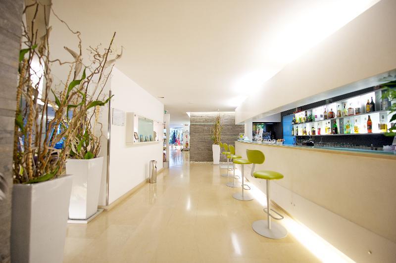 Lobby Mercure Palermo Centro