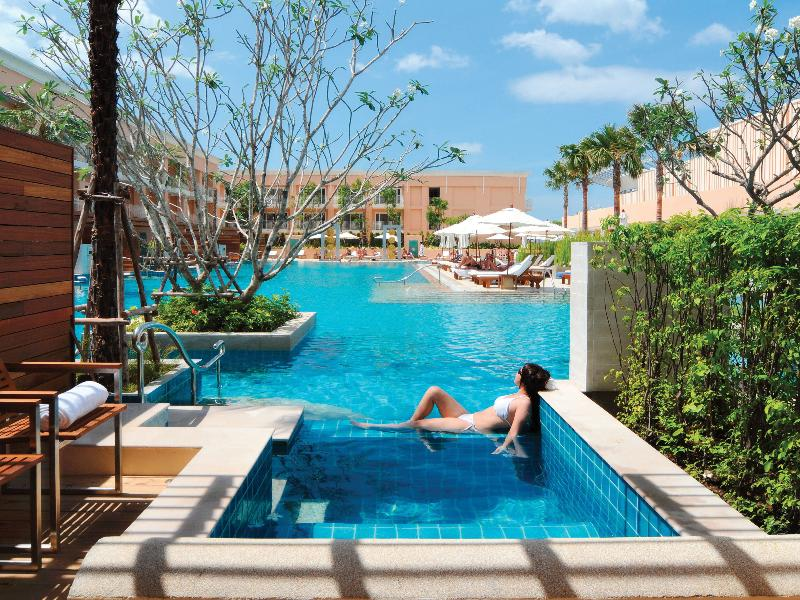 Millennium Resort Patong Phuket - Terrace - 26