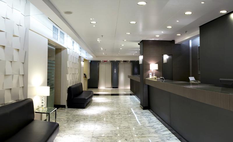 Lobby The Imperial Hong Kong