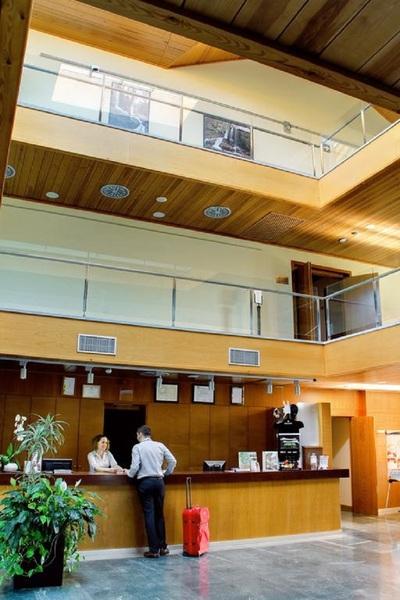 HOTEL OCA GOLF BALNEARIO AUGAS SANTAS GOLF Lugo - España