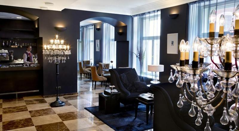 Lobby Hotel Telegraaf, Autograph Collection