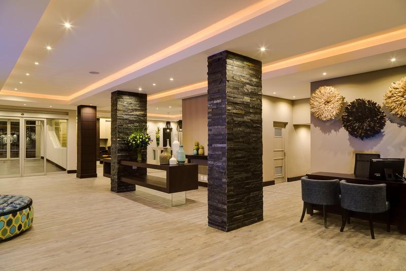 Lobby Protea Hotel Pretoria Capital