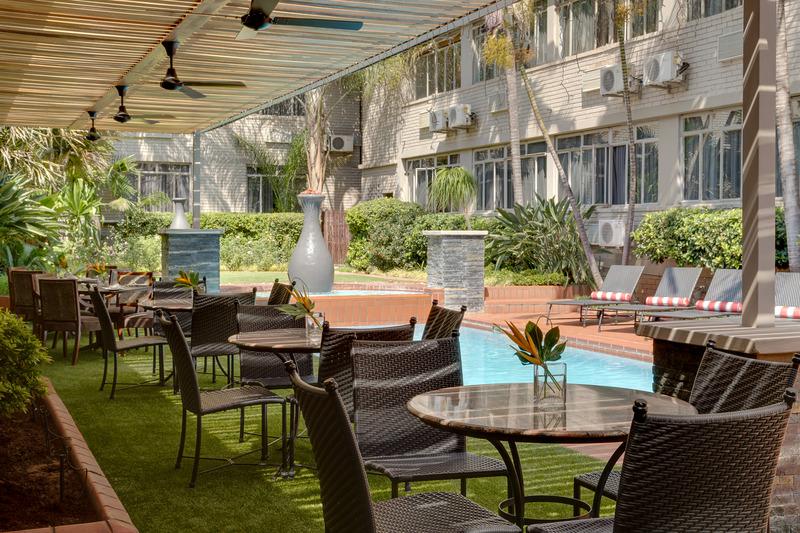 Pool Protea Hotel Pretoria Capital
