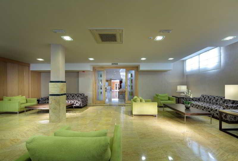 Lobby Macia Villa Blanca