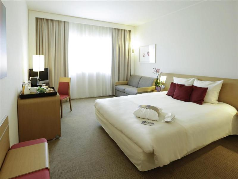 Room Novotel Bologna Fiera