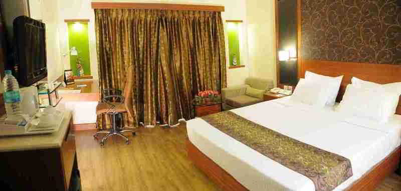 Room Comfort Inn Vijay Residency