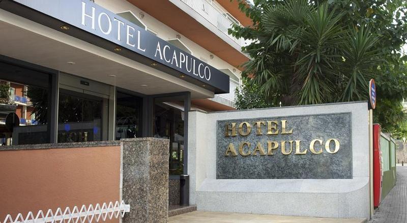 Escapada en el Hotel acapulco