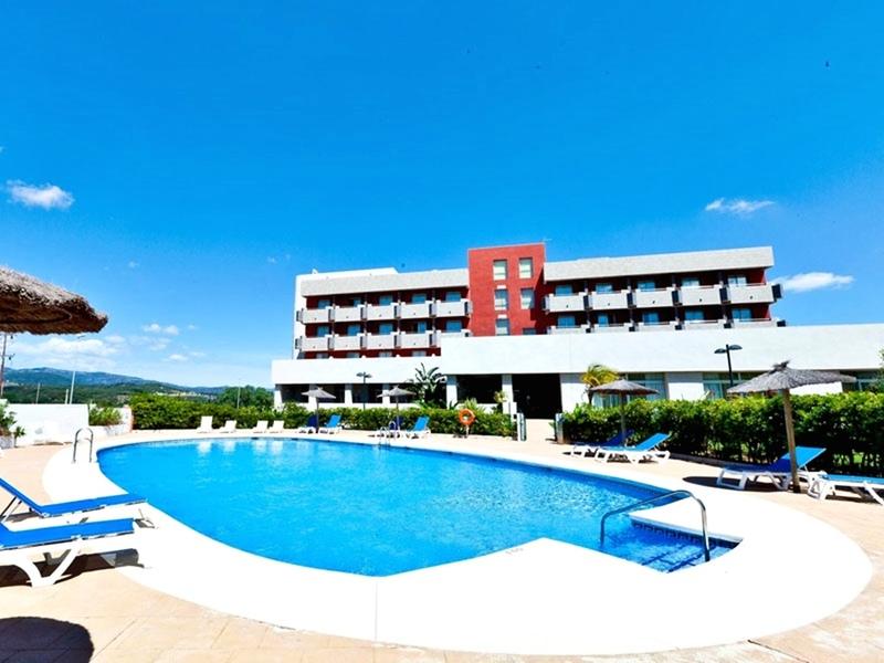imagen de hotel Hotel Montera Plaza