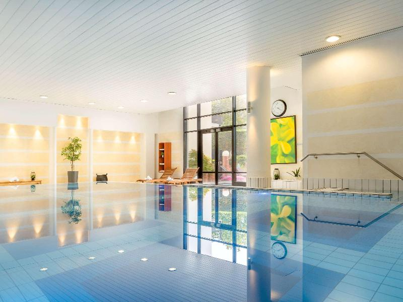 General view Novotel Cdg Convention & Spa