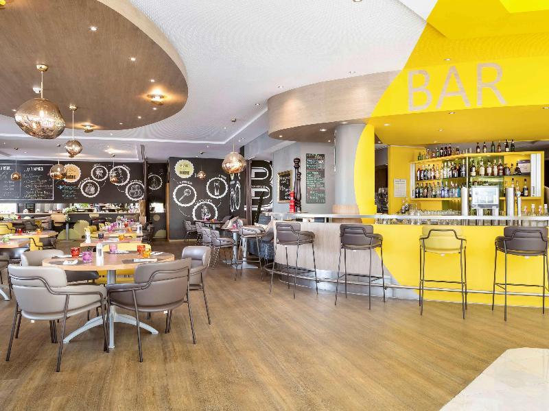 Restaurant Novotel Cdg Convention & Spa