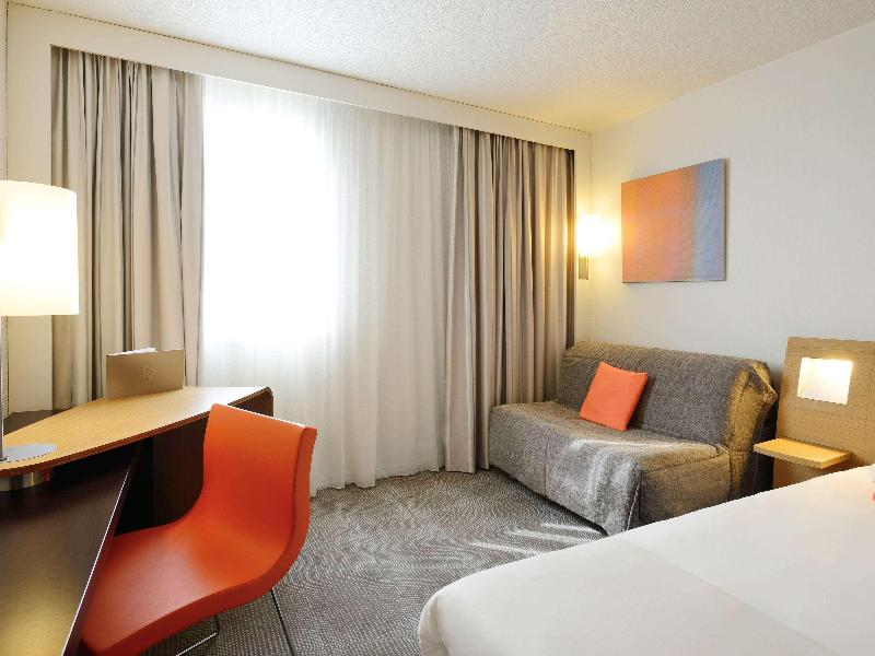 Room Novotel Cdg Convention & Spa