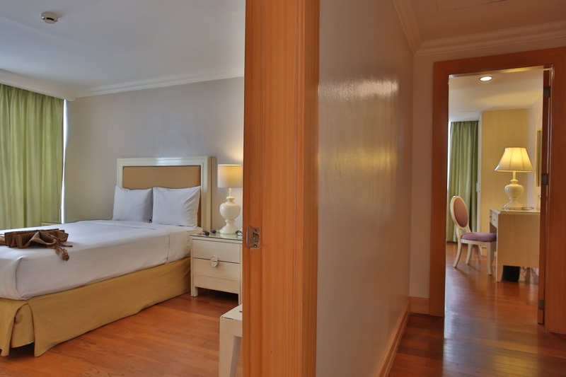 Suite Eksekutif Dua Kamar Tidur (Suite Executive Two Bedrooms)