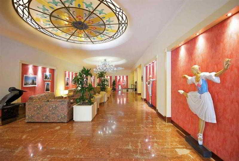 Lobby Mercure Astoria Reggio Emilia
