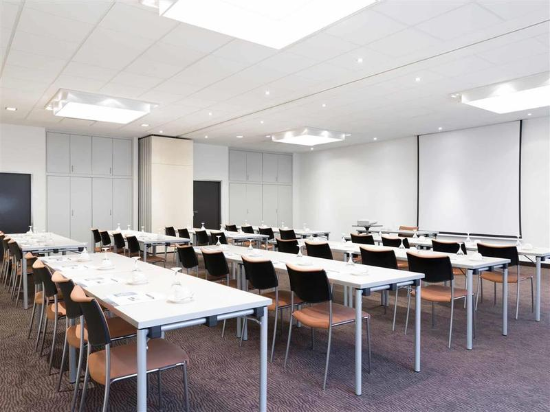 Conferences Novotel Frankfurt City