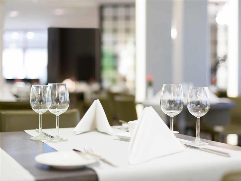 Restaurant Novotel Frankfurt City