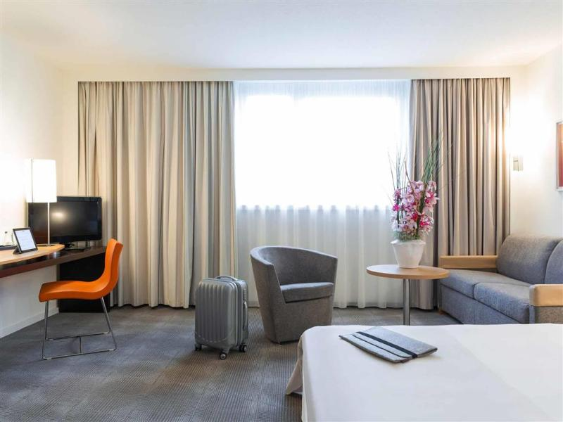 Room Novotel Frankfurt City