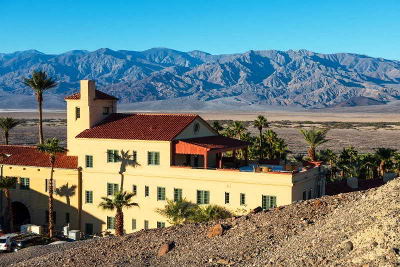General view The Inn At Death Valley