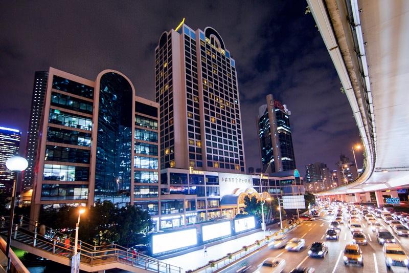 General view Equatorial Shanghai