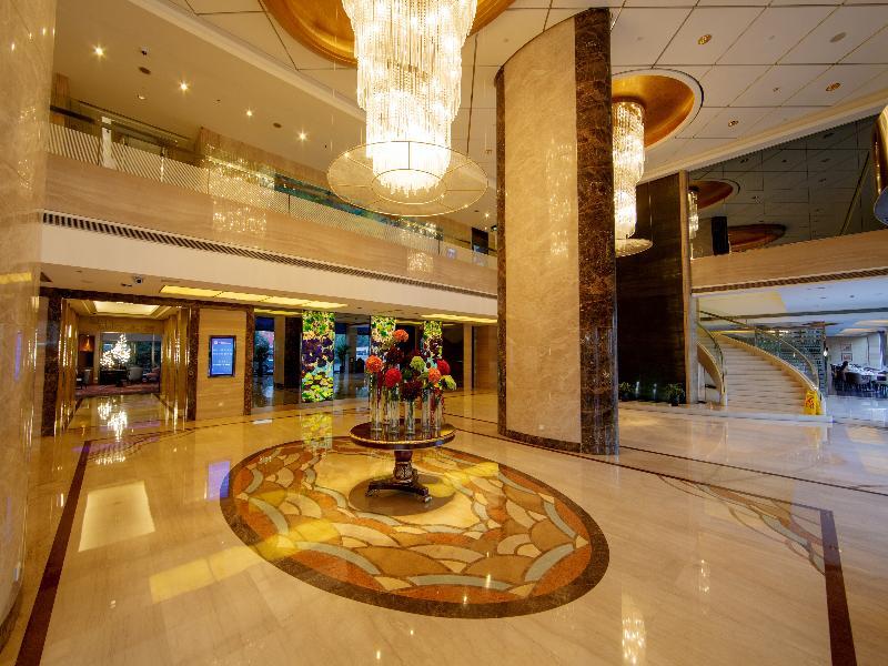 Lobby Equatorial Shanghai