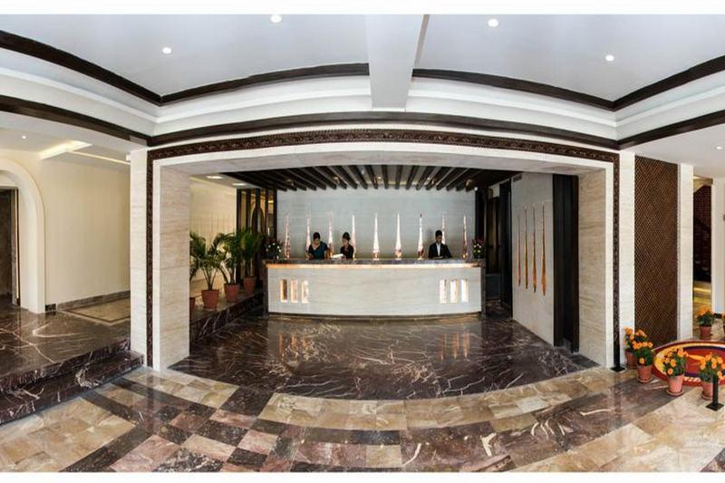 Foto del Hotel Shangri la Kathmandu del viaje fantabulosa india katmandu 13 dias