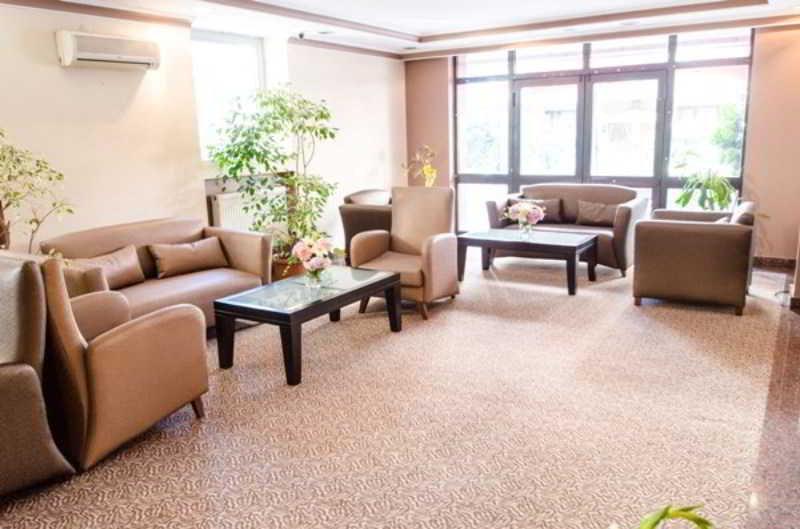 Lobby Anittepe 2000 Otel