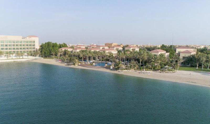 General view Al Raha Beach