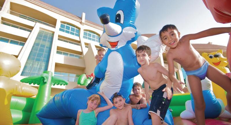 Sports and Entertainment Al Raha Beach