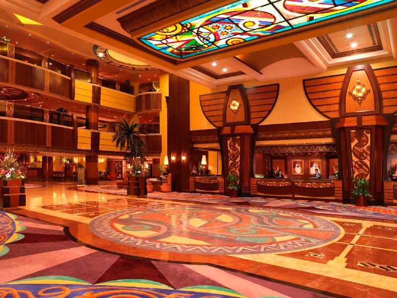 Lobby Al Raha Beach