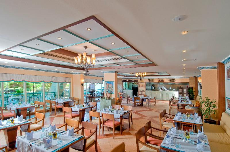 Restaurant Al Raha Beach