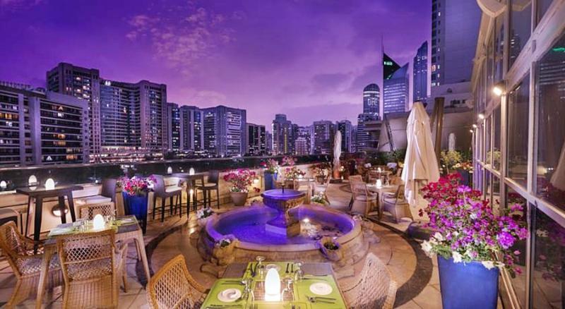 General view Corniche Hotel Abu Dhabi