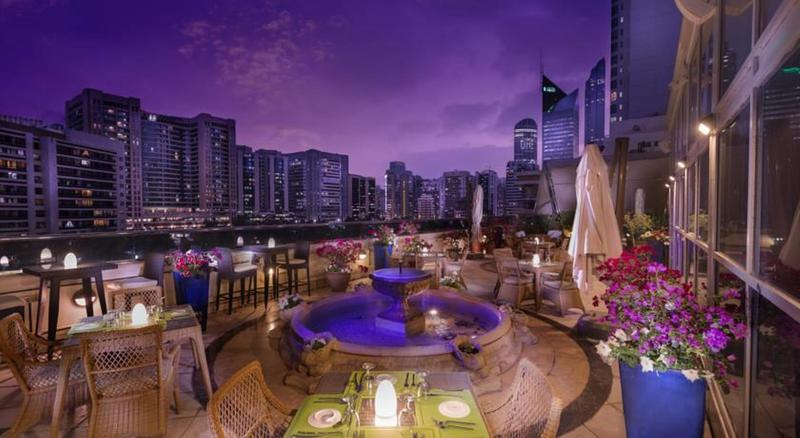 Bar Corniche Hotel Abu Dhabi